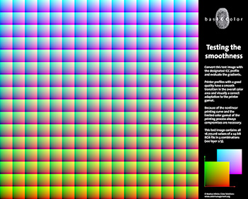 color calibration page - colorwiki test images