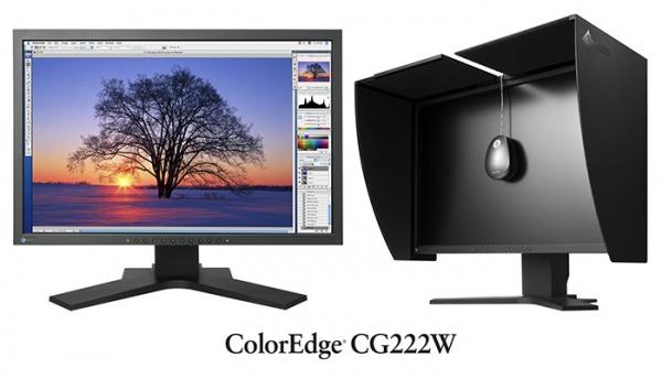 ColorEdge CG222W.